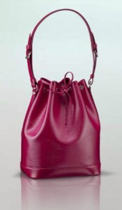 sac à main Noe rose fuchsia