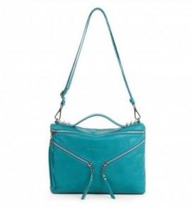 sac à main Lancaster bleu