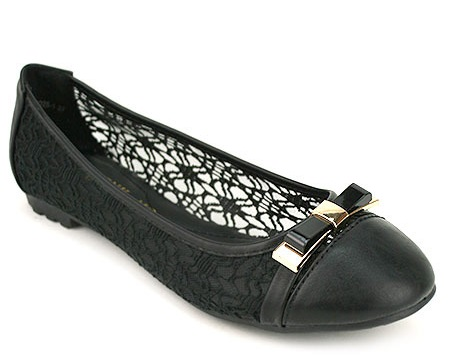 ballerine-fashion-noire-dentelle